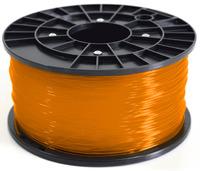 1Kg Spool PLA Filament (Transparent Orange)