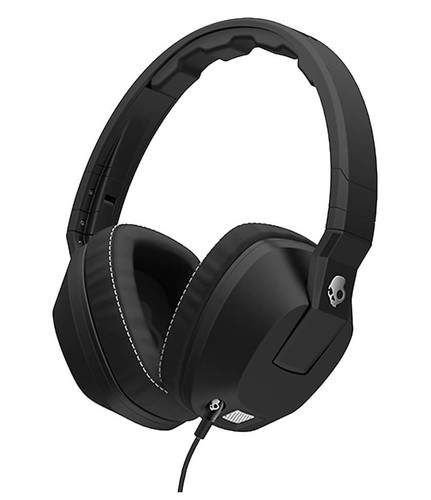Skullcandy Crusher Over-Ear Headphones (Black)