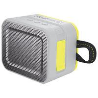Skullcandy Barricade Bluetooth Speaker Gray/Hot Lime