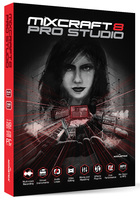 Mixcraft Pro Studio 8 (Academic Edition) (Electronic Software Delivery)