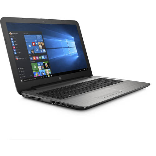 "HP 15-ba000 15-ba083nr 15.6"" Touchscreen Notebook - AMD A-Series A8-7410 Quad-core (4 Core) 2.20 GHz - 4 GB - 1 TB HDD - Windows 10"