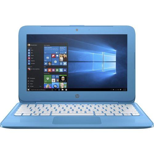 """HP Stream 11-y000 11-y010nr 11.6"""" Netbook - Intel Celeron N3060 Dual-core (2 Core) 1.60 GHz - 4 GB DDR3L SDRAM - 32 GB Flash Memory - Windows 10 Home 64-bit"""