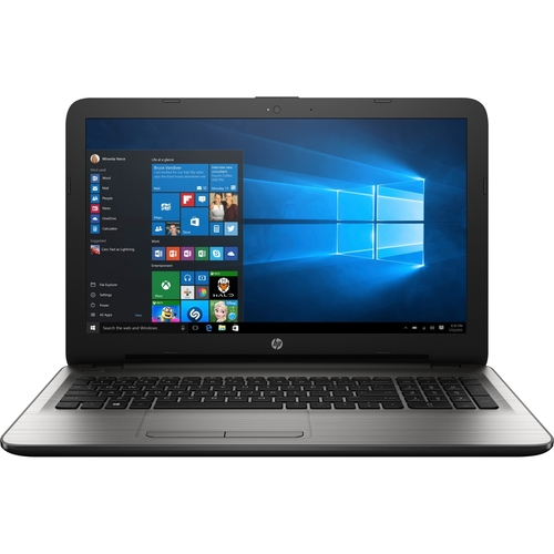 "HP 15-ba000 15-ba040nr 15.6"" Touchscreen Notebook - AMD A-Series - 8 GB - 1 TB HDD - Windows 10"