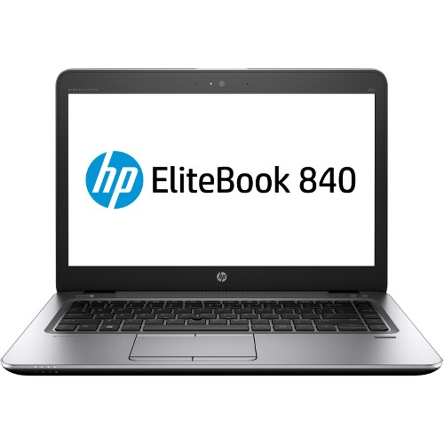 "HP EliteBook 840 G3 14"" Notebook - Intel Core i5 (6th Gen) i5-6200U Dual-core (2 Core) 2.30 GHz - 8 GB DDR4 SDRAM - 256 GB SSD - Windows"