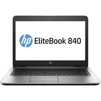 "HP EliteBook 840 G3 14"" Notebook - Intel Core i7 (6th Gen) i7-6600U Dual-core (2 Core) 2.60 GHz - 8 GB DDR4 SDRAM - 512 GB SSD - Windows 7"