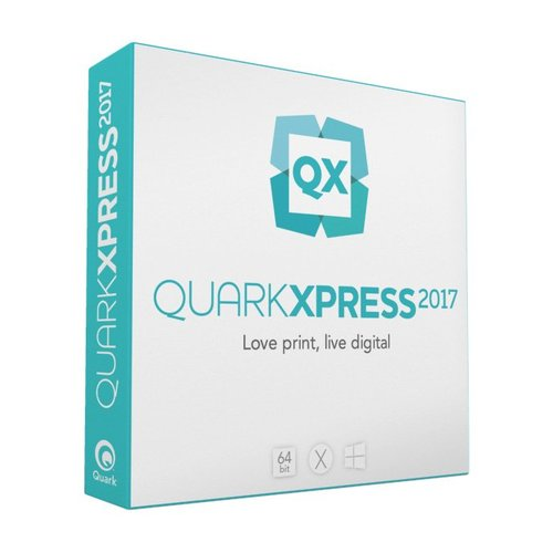 QuarkXpress 2017 (Download)