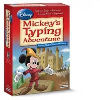 Disney: Mickey's Typing Adventure (Mac Download)