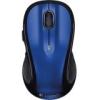 Logitech Wireless Mouse M510 - Laser - Wireless - Radio Frequency - Blue - USB - 1000 dpi - Notebook, Computer - Scroll Wheel - 7 Button(s) - Symmetrical