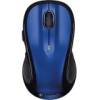 Logitech Wireless Mouse M510 - Laser - Wireless - Radio Frequency - Blue - USB - 1000 dpi - Notebook, Computer - Scroll Wheel - 7 Button(s) - Symmetrical