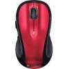 Logitech Wireless Mouse M510 - Laser - Wireless - Radio Frequency - Red - USB - 1000 dpi - Tilt Wheel - 7 Button(s)