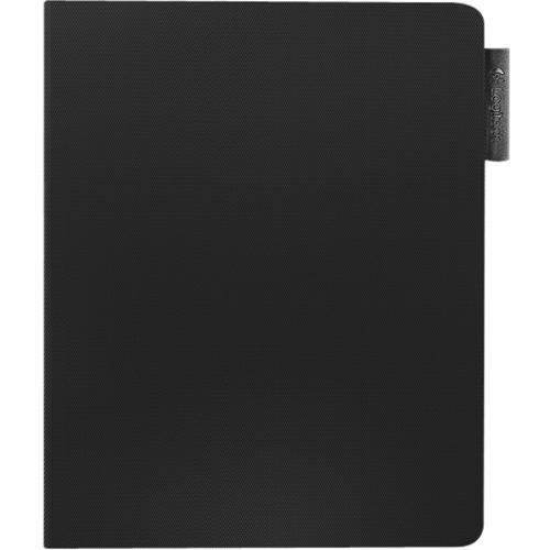 "Logitech Keyboard/Cover Case for iPad 2, iPad 3, iPad 4 - Black - 9.8"" Height x 7.8"" Width x 1"" Depth"