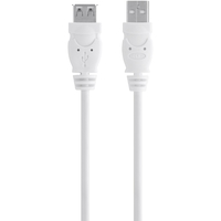 Belkin USB Extension Data Transfer Cable - USB - Extension Cable - 5.91 ft - Type A USB - Type A USB