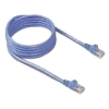 Belkin Cat.5e UTP Patch Cable - RJ-45 Male Network - RJ-45 Male Network - 20ft - Blue