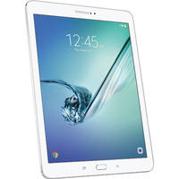 "Samsung Galaxy Tab S2 SM-T813 Tablet - 9.7"" - 3 GB Octa-core (8 Core) 1.80 GHz - 32 GB - Android 6.0 - White"