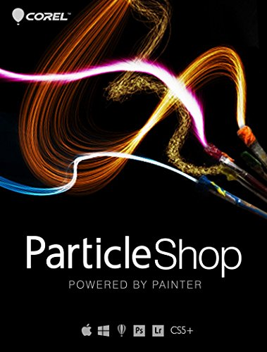 Corel ParticleShop Brush (Plug-In for Photoshop)(Download