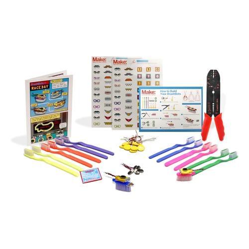 Robo-Brush: Toothbrush Robot Kit