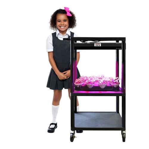 HB LED GrowLight Kit - STEAM Education - Indoor Hydroponic Gardening Kit