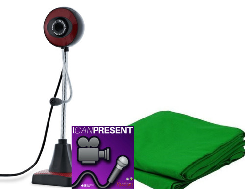 Green Screen Production Kit