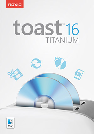 Roxio toast 14 for mac makes it easier than ever to share all of.