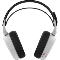 SteelSeries Arctis 7 Lag-Free Wireless Gaming Headset (Silver)