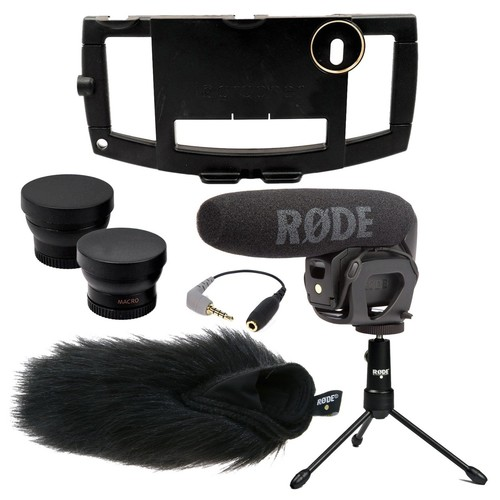 iOgrapher Broadcast Journalism Bundle 1 (Works with iPad Air 1 and 2)