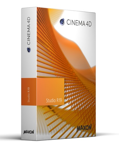 CINEMA 4D Studio R19 Educational Plus (18-month subscription) (Includes Cineversity Premium*) (Electronic Software Delivery)
