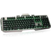 Kaliber Gaming HVER Aluminum Gaming Keyboard - Black/Gray
