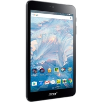 "Acer ICONIA B1-790-K21X Tablet - 7"" - 1 GB DDR3L SDRAM - MediaTek Cortex A53 MT8163 Quad-core (4 Core) 1.30 GHz - 16 GB - Android 6.0 Marshmallow - 1280 x 720 - In-plane Switching (IPS) Technology - 16:9 Aspect Ratio - microSD, microSDXC Memory Card Supported - Wireless LAN - Bluetooth - Front Camera/Webcam - 2 Megapixel Rear Camera"