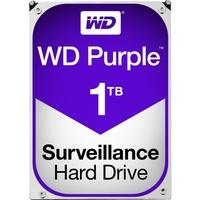 WD Purple 1TB Surveillance Hard Drive - 5400rpm - 64 MB Buffer