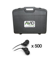 AE-215 In-Ear Earbuds Classroom Pack & Case