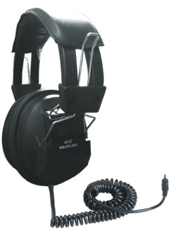 Avid Products Over-Ear Headphones AE-807
