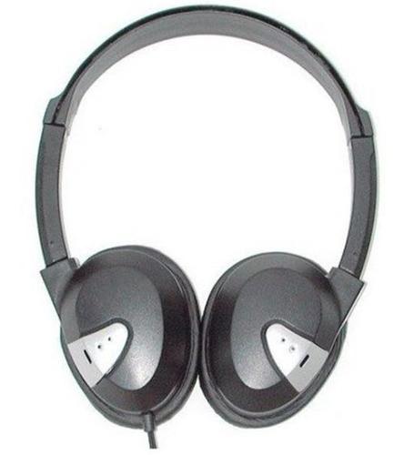 Avid Products FV-060A On-Ear Headphones w/ Black Plug Adapter