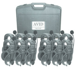 SMB-25VC Classroom Pack with Carrying Case (12 Pack) (Black)