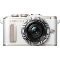 PEN E PL8 Wht Kit w 14 42 Lens
