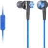 Extra Bass In-Ear Earbuds with Mic