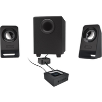 Compact 2.1 Speaker System Z213 7W