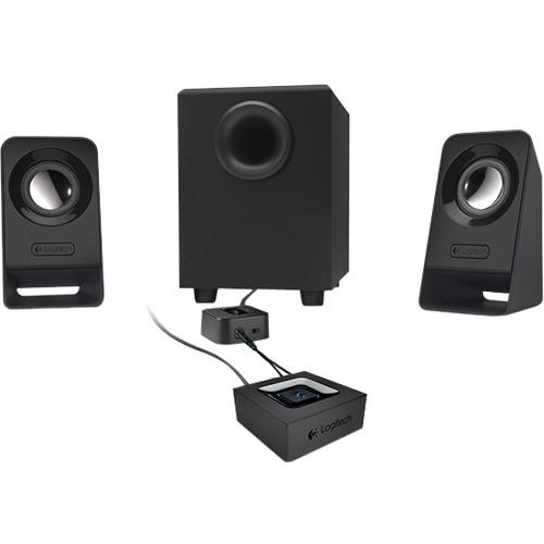 Compact 2.1 Speaker System Z213 7W