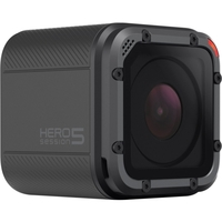 GoPro HERO5 Session Digital Camcorder - CMOS - 4K - Black
