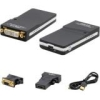 5PK USB 2.0(A) TO DVI-I