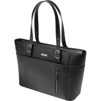 LM670 BLK FAUX LEATHER EXTERIOR