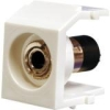 NETKEY 3.5MM WHT STEREO COUPLER