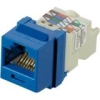 NETKEY CAT6 8POSITION 8WIRE BLU