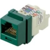 NETKEY CAT6 8POSITION 8WIRE GRN
