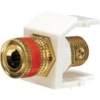 NETKEY 5WAY WHT BINDING POST W/