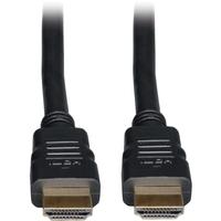 HDMI - 10 ft - 1 x HDMI Male Digital Audio/Video - 1 x HDMI Male Digital Audio/Video - Black