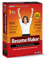 ResumeMaker Professional Deluxe 20 (Electronic Software Delivery)
