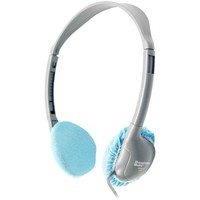 """HygenX  Ear Cup Covers, Blue -   2.5"""" Personal - Disposable Ear Cup Covers. 50 Pair"""