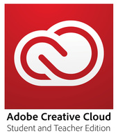 Creative Cloud Student and Teacher Edition (One Year Subscription - Monthly Price - PROMOTIONAL OFFER: 2 free months when you pay up front)