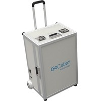 GoCabby 16 Charge & Sync (Silver)