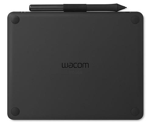 Wacom Intuos Pen Tablet & Bluetooth Small (Black)